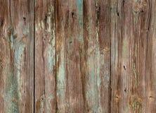 Sjofele houten achtergrond Stock Foto's