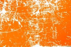 Sjofele oranje achtergrond Stock Foto's