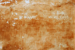 Sjofele verf en pleisterbarsten Royalty-vrije Stock Foto