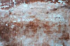 Sjofele verf en pleisterbarsten Royalty-vrije Stock Afbeelding