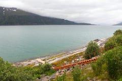 Sjona fiord, Norway Stock Image