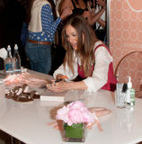 SJP Collection by Sarah Jessica Parker in Miami. Aventura, United States. 8th March 2014 - Sarah Jessica Parker presents the SJP Collection at Nordstrom in royalty free stock photo