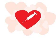 sjukdomhjärtaalternativ vad som är din Arkivfoto