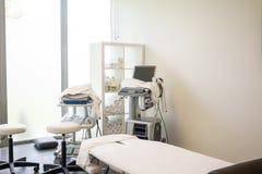 Sjukgymnastikklinik Fotografering för Bildbyråer