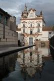 Sjukhus de la Caridad i Seville Royaltyfria Bilder