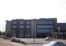 Sjukhus för Baptist Children ` s, Memphis Tennessee arkivbild