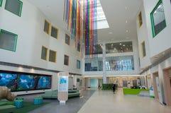 Sjukhus för specialist för sjukhus för Monash barn` s pediatriskt i Clayton, Melbourne Royaltyfri Foto