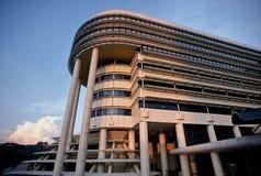sjukhus singapore fotografering för bildbyråer