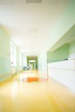 Sjukhushall Arkivbild