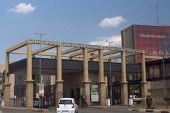 Sjukhusing?ng i Soweto fotografering för bildbyråer