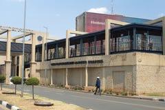 Sjukhusing?ng i Soweto royaltyfri bild