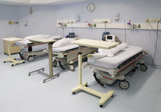 sjukhuslokal Arkivfoton