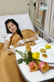 Sjukhusmål Arkivfoton
