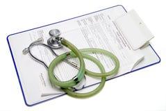 Sjukhusurladdning Arkivfoto