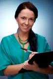 sjuksköterska Arkivfoto