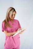 sjuksköterska Arkivbild