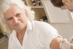 Sjukvård-, medicin- och åldringbegrepp - Royaltyfri Foto