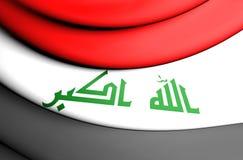 Sjunka av Irak royaltyfri illustrationer