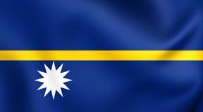 Sjunka av Nauru stock illustrationer