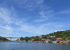 SkÃ¥pesund Στοκ φωτογραφίες με δικαίωμα ελεύθερης χρήσης