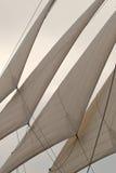 skället plötsligt streta emot seglingen vecklat ut trä Fotografering för Bildbyråer