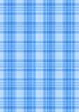 Skärande linjer för blått och för vit Arkivfoton