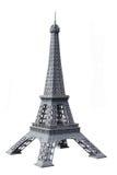 Skärbrädan modellerar Eiffel står hög Royaltyfri Fotografi