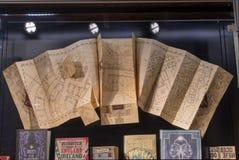 Skärm för Harry Potter marodöröversikt arkivbild