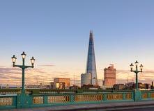 Skärva london Royaltyfri Foto