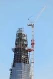 Skärvakonstruktionen Royaltyfri Bild