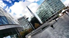 Skärvan i London Arkivbild