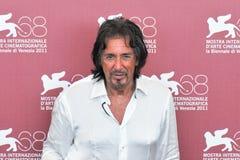 Skådespelare Al Pacino fotografering för bildbyråer
