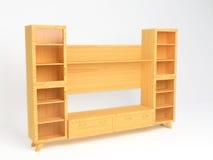 skåp för armoire 3d Fotografering för Bildbyråer