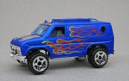 skåpbil för bajasäkerhetsbrytareford Royaltyfri Foto