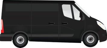 skåpbil vektor Royaltyfri Bild