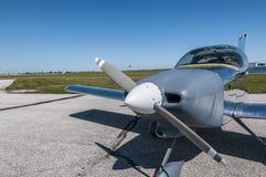 Skåpbils flygplan RV-9 Royaltyfri Fotografi