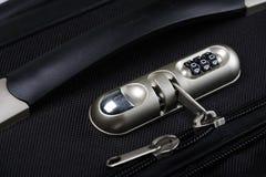 skåpresväskazipper Fotografering för Bildbyråer