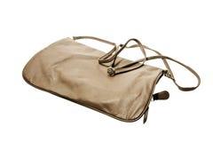 skóra torby skóra Zdjęcia Stock