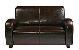 skórzana sofa obrazy stock