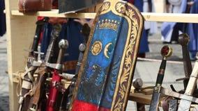 Sköld och svärd