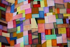 Skönhet av färger Arkivbild