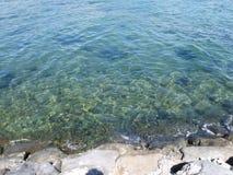 Skönhet av havet Royaltyfri Bild