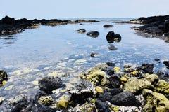 Skönhet av Hawaii royaltyfria foton