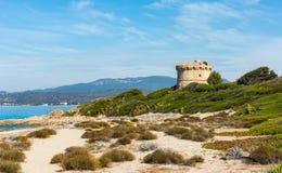 Skönhet av Korsika Royaltyfria Foton