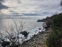 Skönhet av Krim royaltyfri bild