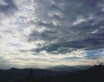 skönhet av nordost! Royaltyfria Bilder