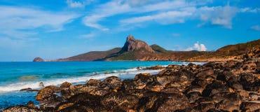 Skönhet av seascape arkivfoto