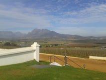 Skönhet av Sydafrika Arkivbild