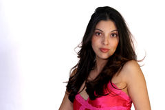 skönhet latina Royaltyfri Foto