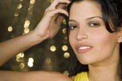 skönhet latina Royaltyfria Bilder